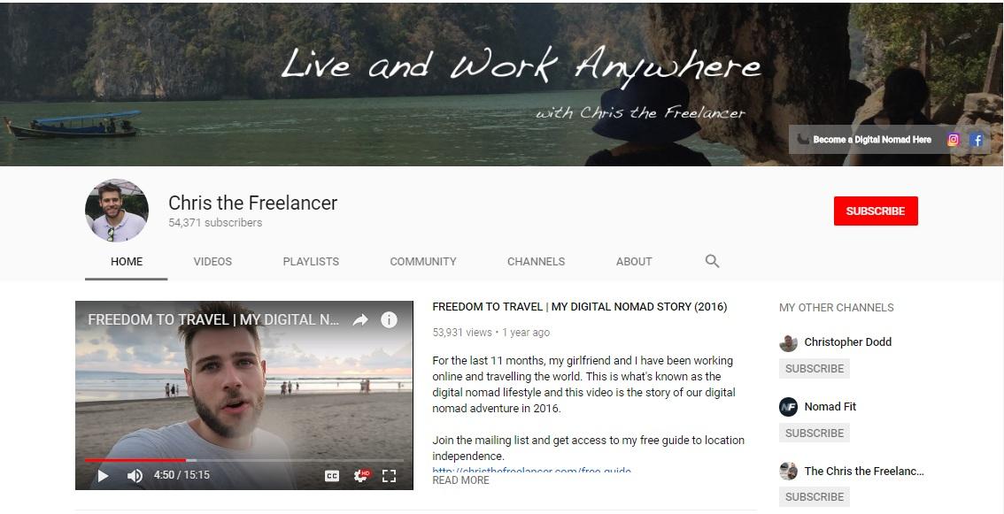 5 kênh Youtube về Freelancer sẽ truyền cảm hứng cho bạn - freelancerViet