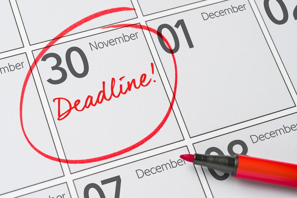 Đặt deadline cho từng công việc cụ thể