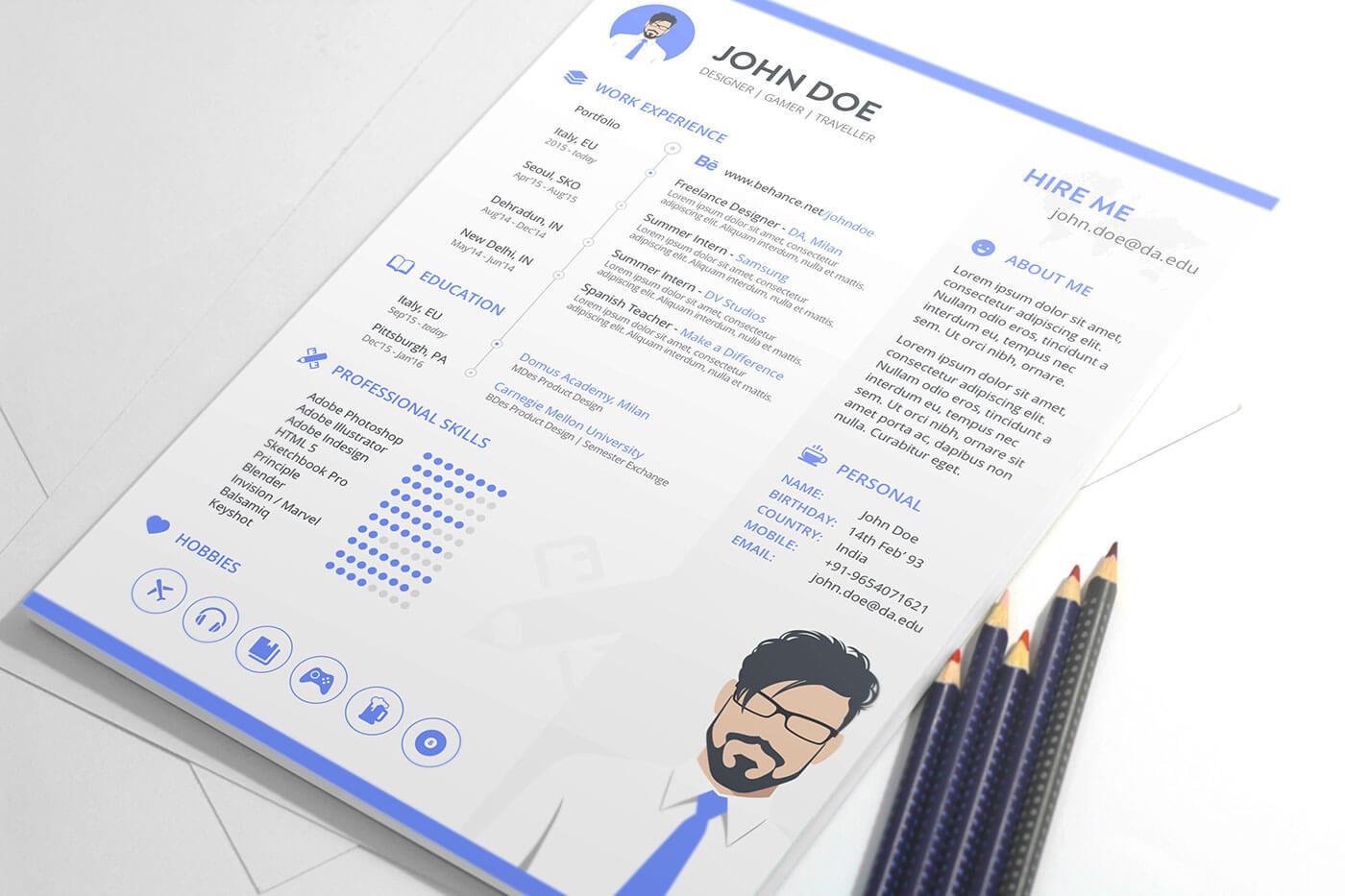 Hãy tạo một hồ sơ thật ấn tượng để gây sự chú ý với khách hàng